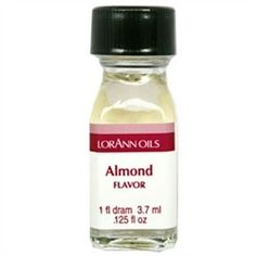 There's very little that Almond Flavoring won't improve... so indulge!