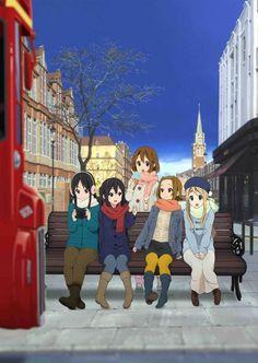 K-ON! The Movie Anime Ger-Dub