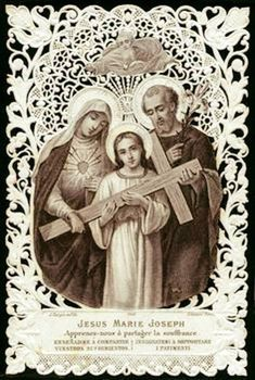 Daily Prayer for February, Month of the Holy Family: February 1 to February 2...