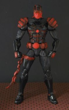Night Thrasher (Marvel Legends) Custom Action Figure