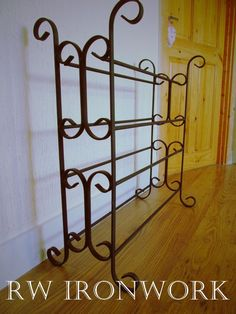 9bad7dcce30 wrought iron shoe rack (handmade) 12 pairs    introductory sale    in Home