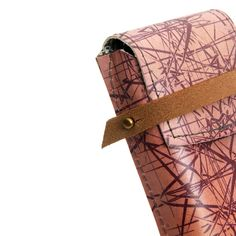 Printed Leather iPhone / Samsung Galaxy Case. $40