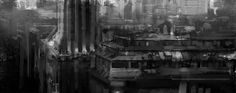 ArtStation - Colors of the Wind: Building and Evironment Concepts, Michail Mamaschew