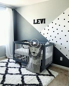 baby boy nursery room ideas 143130094394931421 - evi's Monochrome Zoo Nursery 🦁 Zoo Nursery, Baby Nursery Decor, Baby Bedroom, Baby Boy Rooms, Baby Boy Nurseries, Nursery Room, Kids Bedroom, Nursery Ideas, Baby Boy Bedroom Ideas