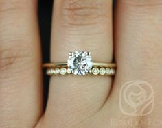 Katya 7mm 14kt Rose Gold Morganite and Diamonds Kite by RosadosBox