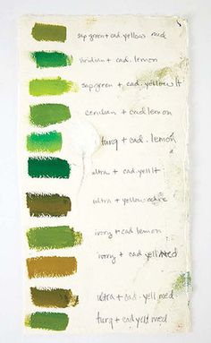 5 Painting Techniques You Need from Annie O'Brien Gonzales - Cloth Paper Scissors Watercolor Painting Techniques, Acrylic Painting Techniques, Watercolour Tutorials, Oil Painting Abstract, Paint Techniques, Drawing Tutorials, Acrylic Paintings, Abstract Art, Mixing Paint Colors