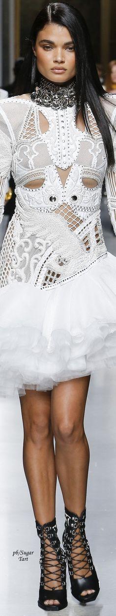 Balmain - Spring 2018 Menswear Collection