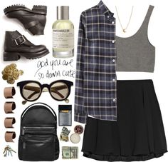 101. Schooling You 101 by ass-sass-in liked on Polyvore