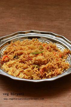 veg biryani - tasty biryani for lunch cooked in mangalore style  #indianfood…