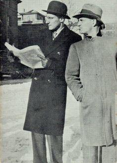 William S. Burroughs & Jack Kerouac