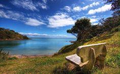 Великолепные пейзажи Новой Зеландии
