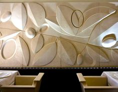 Dettaglio dell'interno dell'Hotel Risorgimento di #Lecce progettato dal designer e architetto Luca #Scacchetti.