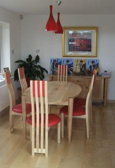 Handmade, Bespoke Furniture By Lee Sinclair Furniture Www.leesinclair.co.uk  Bright