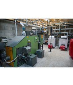 Breakthrough biomass boiler keeps stately home warm
