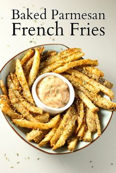 Oven baked fries are a great way to bring the great taste of seasoned fries home. Most of us don't own fryers but we can still have great tasting fries