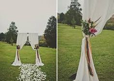 Image result for vintage wedding arches