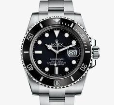 Reloj Rolex Submariner Date : Acero 904L – M116610LN-0001