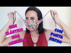 Sewing Basics, Diy Face Mask, Facial, Band, Fabric, Feet Jewelry, Youtube, Hand Stitching, Round Loom Knitting
