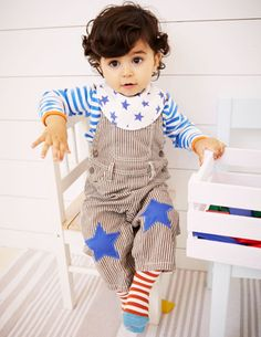 I've spotted this @BodenClothing Star Patch Dungarees