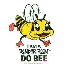 "Romper room! I was a romper Room ""Do Bee""!"