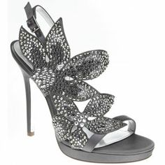 Shop for Shoes, Bryyce Jewel Evening Sandals by Nina at ShopStyle. Evening Sandals, Evening Shoes, Nina Shoes, Me Too Shoes, Bridal Shoes, Wedding Shoes, Dream Wedding, Dress Sandals, Shoes Sandals