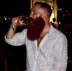 My beard and I say hello. Epic Beard, Full Beard, Badass Beard, Red Beard, Beard Love, Great Beards, Awesome Beards, Hairy Men, Bearded Men