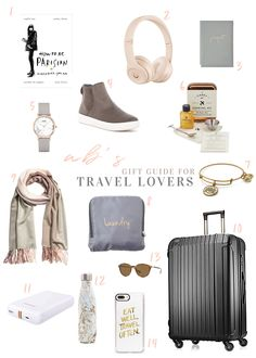 Travel Lovers Gift Guide - Banana Pancakes Travel
