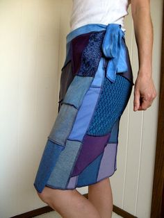 Turnaround Designs Upcycled Reconstructed by turnarounddesigns, $99.00