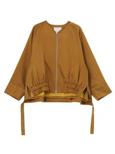 BACK LAYER SATIN BLOUSON Fashion Details, Love Fashion, Womens Fashion, Fashion Design, Hijab Fashion, Fashion Outfits, Inspiration Mode, Mode Hijab, Fashion Books