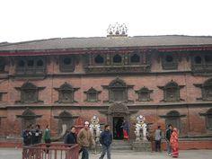Kumari House, Kathmandu, Nepal
