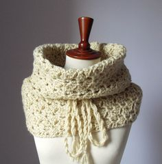 crochet cowl - wish there were a pattern!