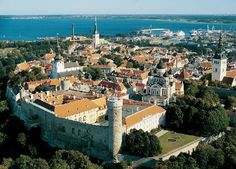 Of course, my beautiful Estonia is at the top of the list!! And wonderfully enough, the rest of the world is finally catching on to how special it actually is, with www.tripadvisor.com making it its #1 place to visit!