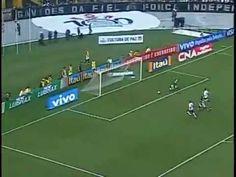 Corinthians 4 x 2 Santos - Melhores Momentos 2010