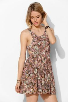 Somedays Lovin Dream Boy Dress #urbanoutfitters