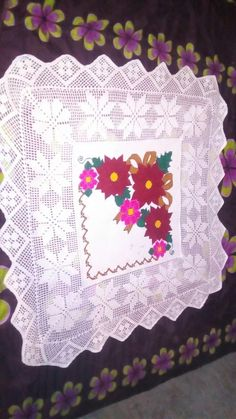 Cross Stitch, My Style, Mary, Watches, Letters With Flowers, Floral Letters, Linen Tablecloth, Crochet Table Runner, Crochet Motif
