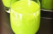 Raw Food Recipies- green smoothie-