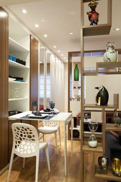 10 dicas para quem mora em apartamento pequeno e quer otimizar os espaços sem perder o charme.