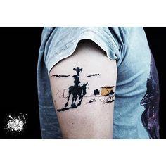 lucky luke tattoo - Αναζήτηση Google
