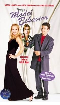 Model behavior- Oh how I loved this movie when it came out. So corny and so cute