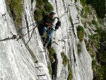 Brett Höllental Klettersteig Zugspitze