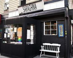 Restaurant Visit: Saraghina in Brooklyn