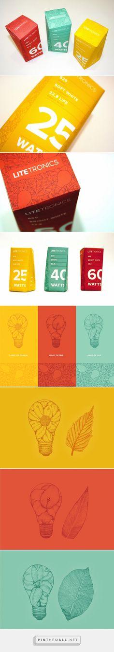 Litetronics Light Bulb Packaging