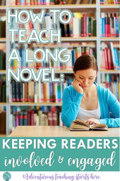 How to Teach a Long Novel Mud and Ink Teaching Ap Literature, Teaching Literature, American Literature, Teaching Reading, Learning, Reading Lessons, Math Lessons, English Classroom, English Teachers