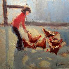 Heidi Malott Original Painting