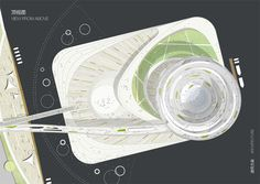 KSP Designs Floating 'Urban Helix' for Changsha