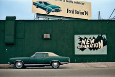 The Fondation Cartier has devoted its entire exhibition space in Paris to a new show on cars – hundreds of them – without featuring a single actual vehicle. Instead, the fittingly named 'Autophoto' is focused on car-related photography from the early 2...