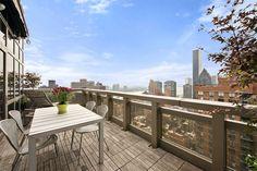Impresionantes vistas Casa de El lobo de Wall Street en pleno Manhattan