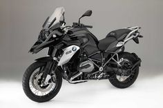 Meet the new 2016 BMW R1200GS Triple Black announced today by BMW Motorrad. …
