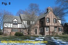 Historic Buildings of Connecticut » Early Twentieth Century Houses.
