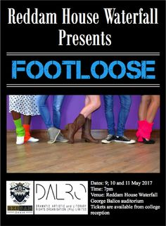 Reddam House Waterfall presents Footloose